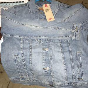 Levi original trucker jacket